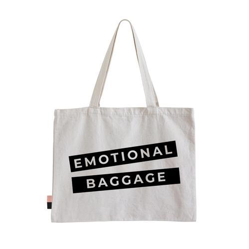 Tov Furniture - Emotional Baggage Tote Bag