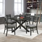 5 Piece Pedestal Table Set Product Image
