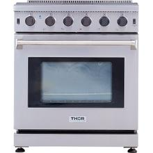 30 Inch Gas Range In Stainless Steel - Liquid Propane