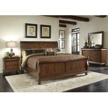 Rustic Traditions Bedroom in Rustic Cherry Finish         (589-BR***)
