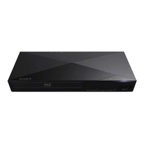 Sony - Streaming Blu-ray Disc player with Super Wi-Fi ®