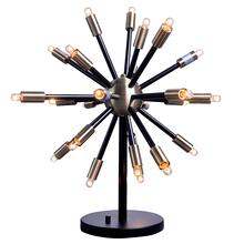 See Details - Sergei Table Light  Antique Brass