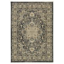 Regency Charcoal Rectangle 3ft 6in X 5ft 6in