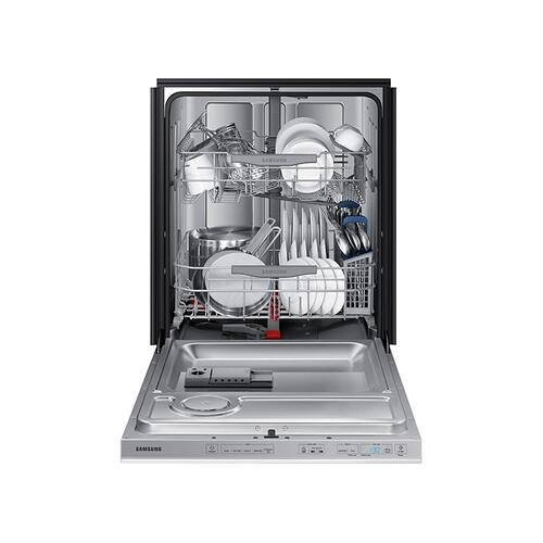 Samsung - Top Control Dishwasher with WaterWall™ Technology