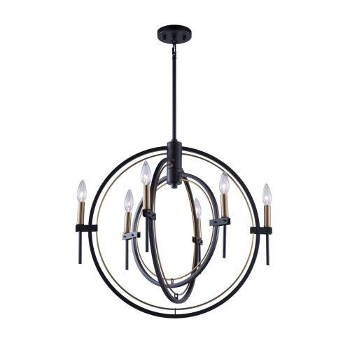 Artcraft - Anglesey AC11456 Chandelier