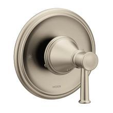 Belfield brushed nickel moentrol® valve trim