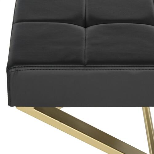 Product Image - Badgley Ottoman - Black