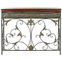 See Details - Cynthia Console - Brown