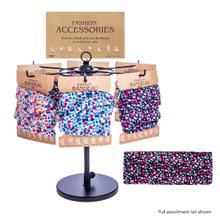 Fashion Bandeaus Assortment (18 pc. assortment)