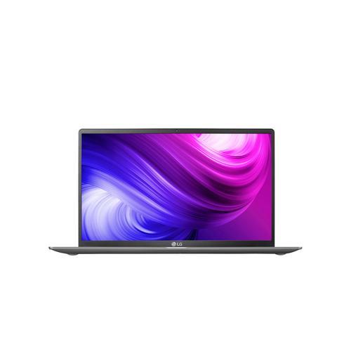 "LG - LG gram 15"" Ultra-Lightweight and Slim Laptop with 11th Gen Intel® Core™ i5 Processor w/Intel® Iris® Xe Graphics"