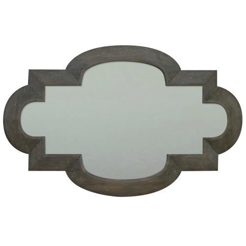 Trade Winds - Maebre Clover Mirror - Wht