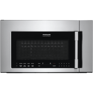 FLOOR MODEL CLEARANCE ITEM  Frigidaire Professional 1.8 Cu. Ft. 2-In-1 Over-The-Range Convection Microwave
