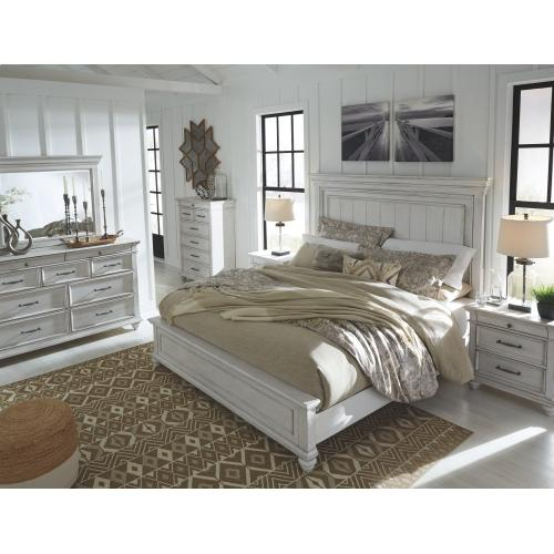 Kanwyn King Panel Bed