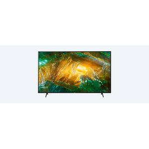 X800H  LED  4K Ultra HD  High Dynamic Range (HDR)  Smart TV (Android TV)