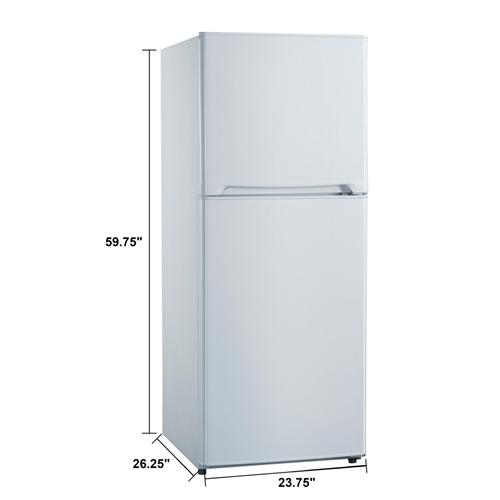 Gallery - 11.6 cu. ft. Apartment Size Refrigerator