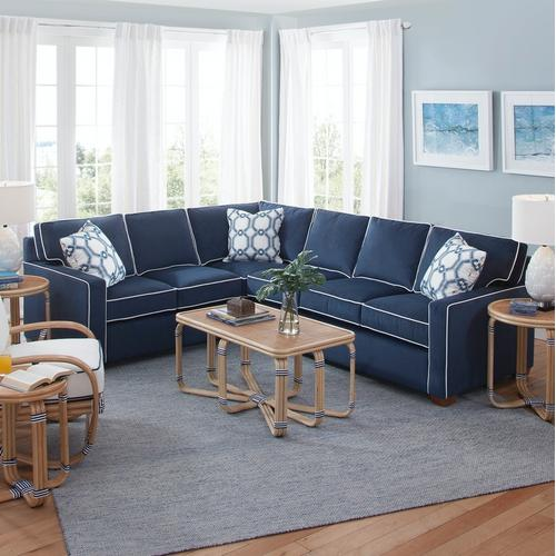 Gramercy Park Two-Piece Corner Sectional