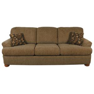 Best Craft Furniture - Contemporary Queen Sleeper