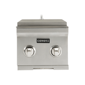 CoyoteDouble Side Burner