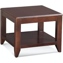 Elements Wood Top Table