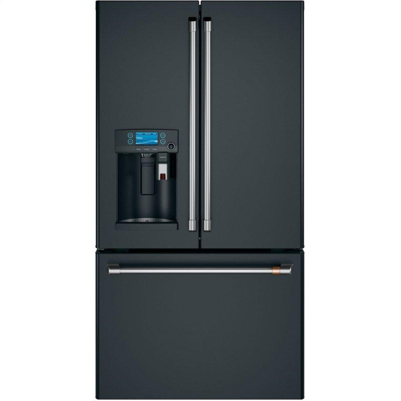 Café™ ENERGY STAR® 27.7 Cu. Ft. French-Door Refrigerator with Keurig® K-Cup® Brewing System