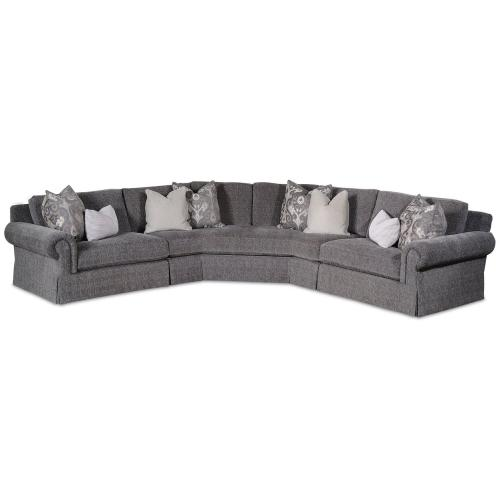 Tremont Skirted Sectional
