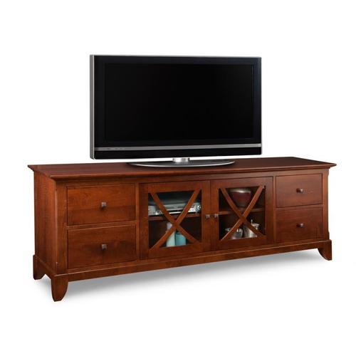 """Handstone - Florence 83"""" HDTV Cabinet"""