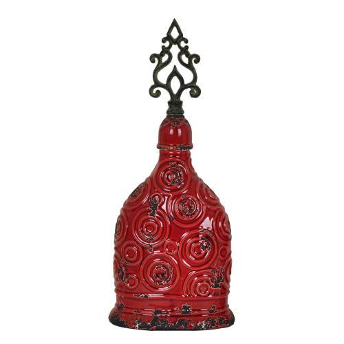 Product Image - Large Circles Finial Vase