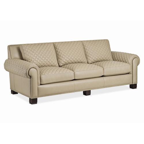 Parisian Quilted Sofa