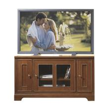 American Crossings 48-Inch TV Console Fawn Cherry finish