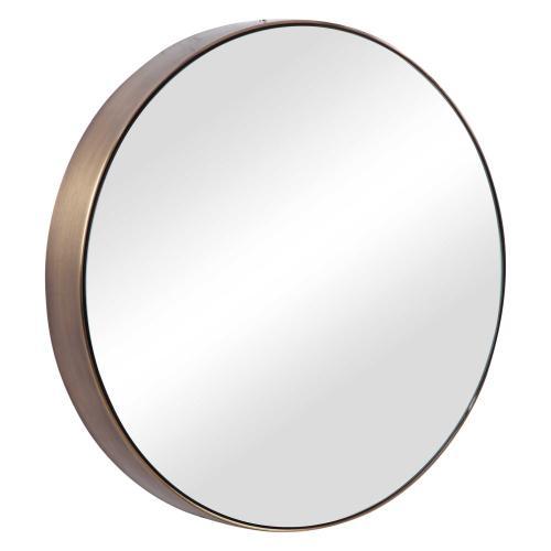 Coulson Round Mirror