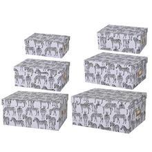 S/6 Storage Boxes