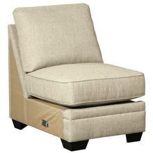 Luxora Armless Chair
