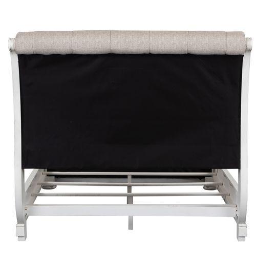Liberty Furniture Industries - King Uph Sleigh Headboard