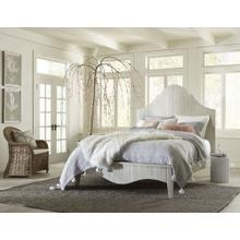 Ella Queen Scroll Bed