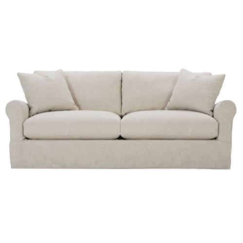 Aberdeen 2 Cushion Slipcover Sofa