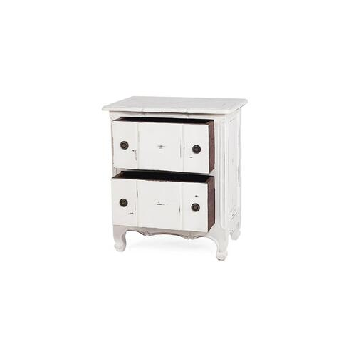 Provence Nightstand Small - WHD