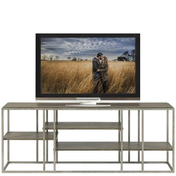 See Details - Entertainment Console - Toasted Acacia Finish