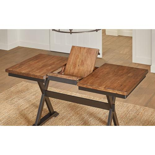 A America - GATHERING HEIGHT TRESTLE TABLE