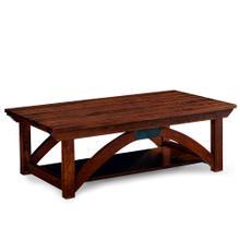 View Product - B&O Railroad Trestle Bridge Coffee Table - QuickShip