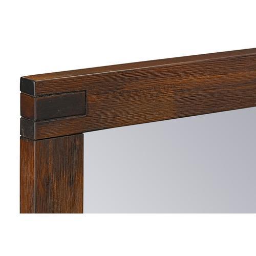 Arbor 6-Drawer Dresser, Brown