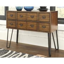 Centiar Dining Room Server Two-tone Brown