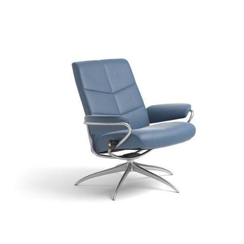 Stressless By Ekornes - Dublin chair low back standard base