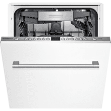 "200 series DF250740 Fully integrated Euro tub, appliance height 32 3/16"", width 18"" (45 cm)"