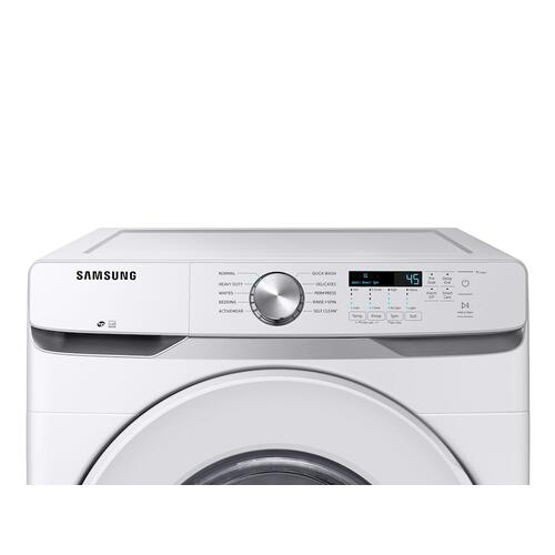 4.5 cu. ft. Front Load Washer with Vibration Reduction Technology+ in White