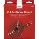 Smart Choice 6'' 3-Turn Surface Element, Fits Most Product Image
