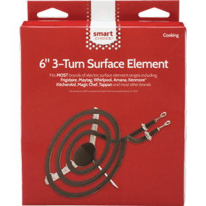 FrigidaireSmart Choice 6'' 3-Turn Surface Element, Fits Most