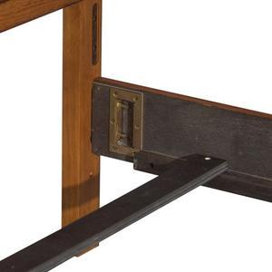 Liberty Furniture Industries - Twin Panel Rails & Slats