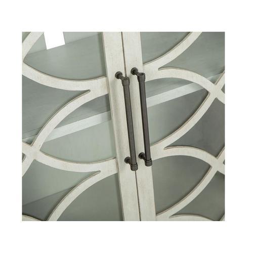 4 Door Console - Grey