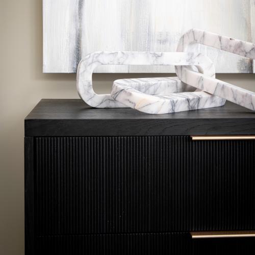 Alder & Tweed - Caleb Six Drawer Dresser