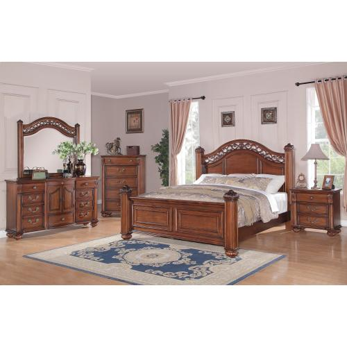 Barkley Square Dresser Oak